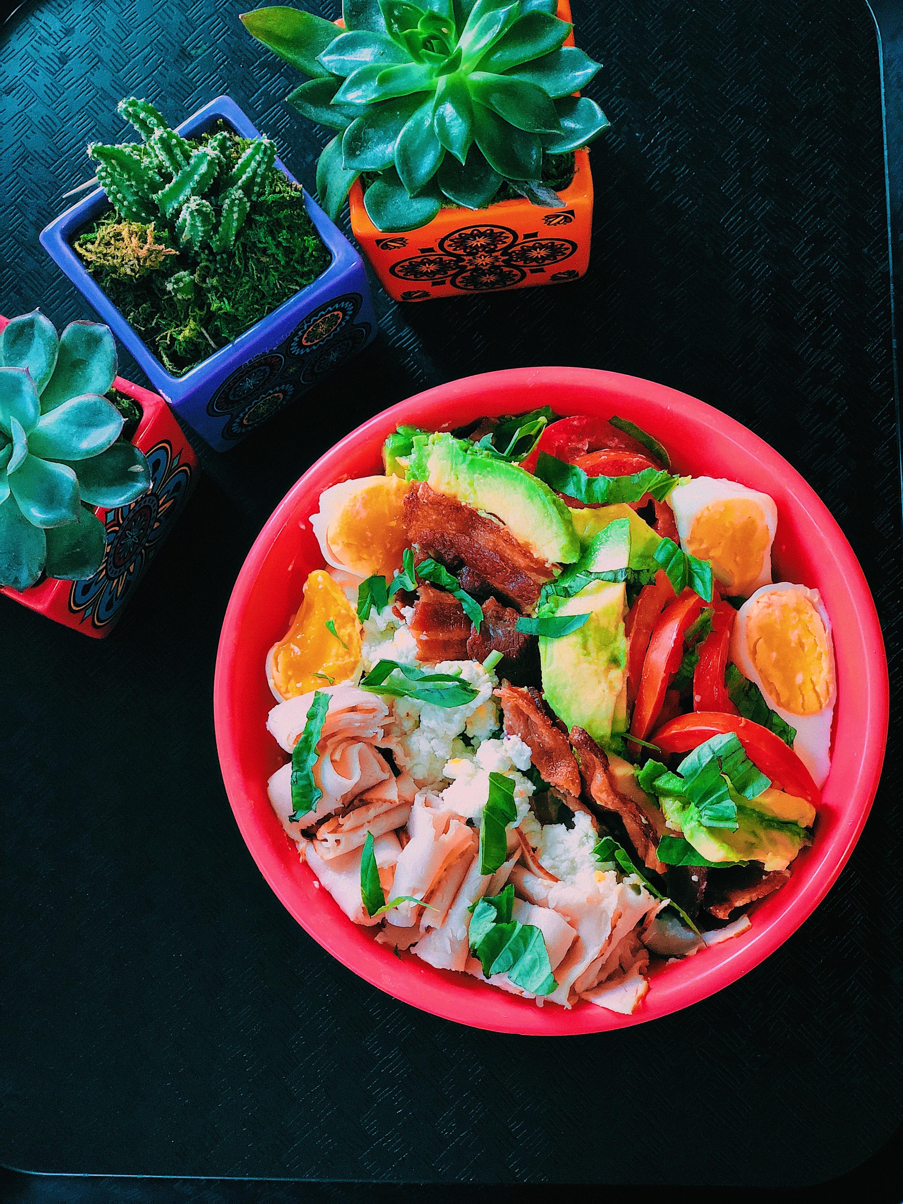 Super Cobb Salad