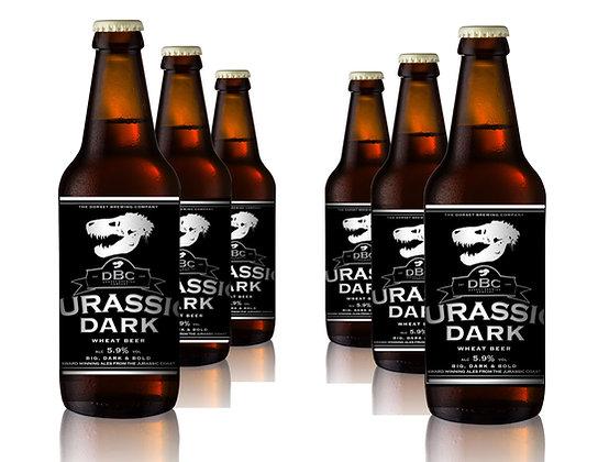 Jurassic Dark 5.9% abv  6 x 500ml