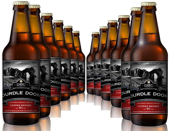 Durdle Door Real Ale, 5% - 12 x 500ml