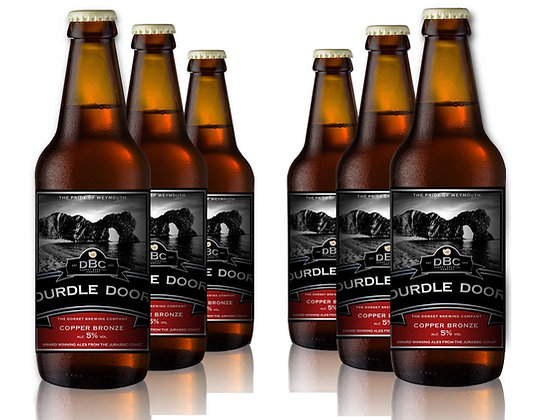 Durdle Door Real Ale, 5% - 6 x 500ml