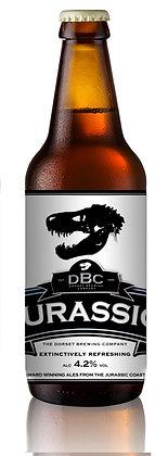 Jurassic ale 500ml 4.2%