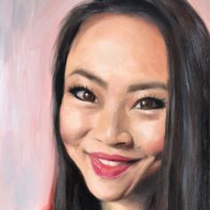 Jona Xiao - Chinese Actress, Los Angeles