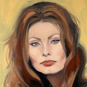 Sophia Loren SOLD