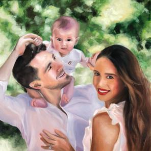 Zana Pali Family Portrait