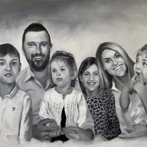 Anita's Family Portrait