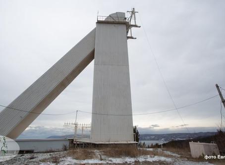 Большой солнечный вакуумный телескоп (БСВТ)