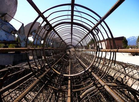 Строительство телескопа в урочище Бадары