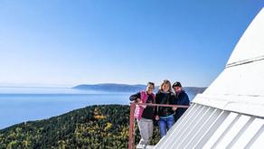 Экскурсия в Байкальскую астрофизическую обсерваторию в п.Листвянка