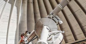 Экскурсия в обсерваторию в Листвянке...