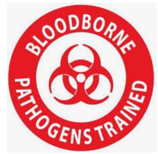 Heartsaver Bloodborne Pathogens course