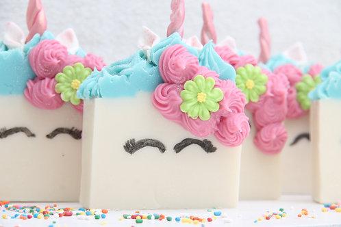Unicorn, Unicorn Soap, Handmade Soap, Sweet Bella The Unicorn, Party Favors,
