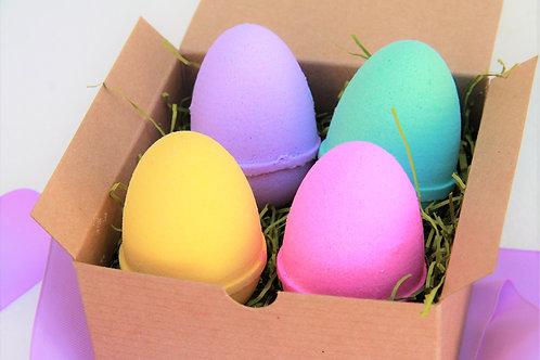 Easter Bath Bomb Eggs, Eggs, Bath Bomb, Easter Basket, Easter Gift