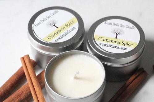 Soy Candle, Wedding Gifts, Cinnamon Soy Candle