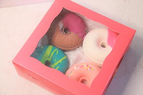 Donut Bath Bomb Gift Set