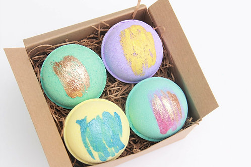 Bath Bomb Gift Set, Gifts For Her, Christmas Gift,Bridesmaid Gifts