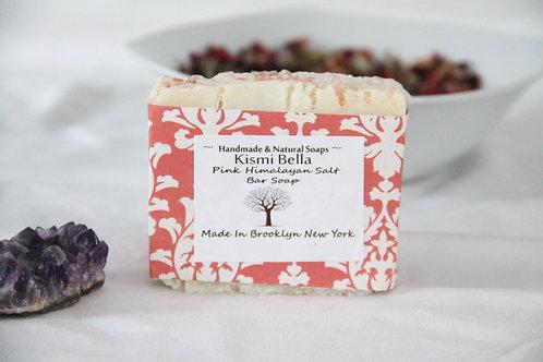 Pink Himalayan Salt Soap - Exfoliate