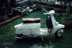 1966 Lambretta Sx 200