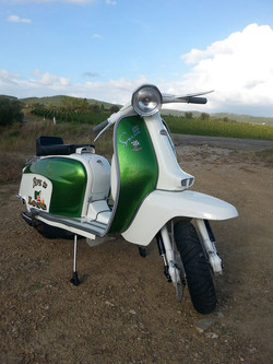 Born to loose-Lambretta Special 125
