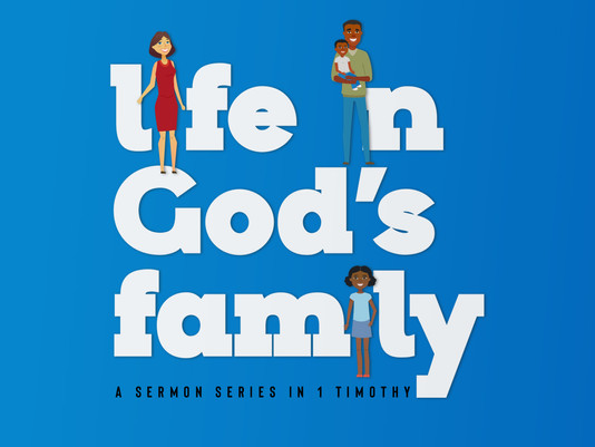 """All in the Family"" Family Worship Guide"