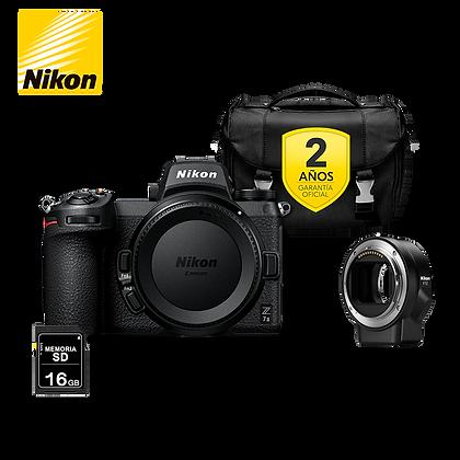 Nikon Z7 II solo Cuerpo