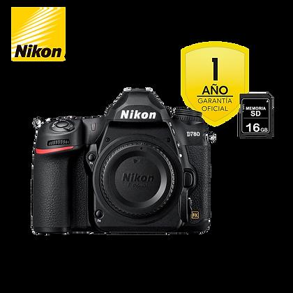 Nikon D780 Sólo Cuerpo