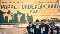 2nd International Puppet Underground Film Festival Plus - 2015