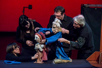 Banff Puppetry Intensive 2014