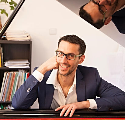 An awards winning composer and pianist