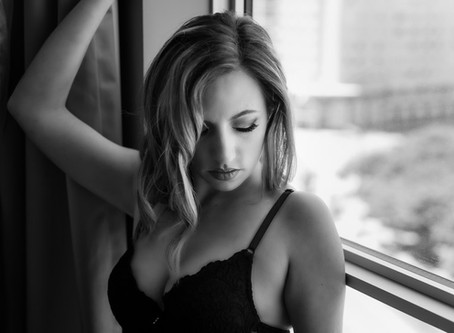 Boudoir is about transformation