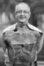 Arthur Ellis posing for headshot and personal branding