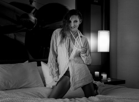 There is never a better time to enjoy a boudoir photography session!