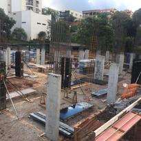 Concretagem primeira altura pilares.png