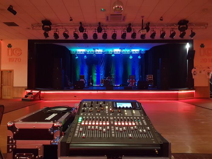 Total Stone Roses & Oaysis - Leeds Irish Centre - 16th February 2018