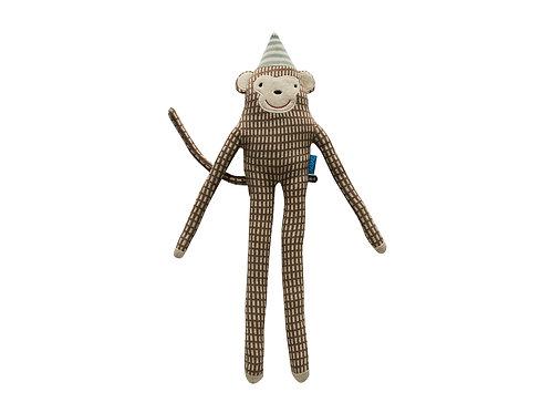 Sr. Nelsson, o macaco