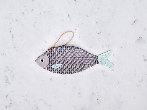 Bolsa de mão Bacalhau