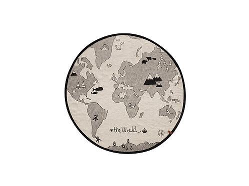 Tapete Mapa Mundo