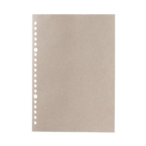 Grid Loose Leaf Paper (Notebook Type)