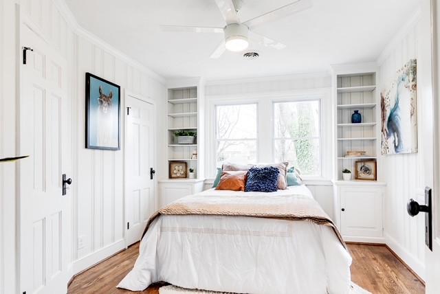 Bedroom Built Ins Design
