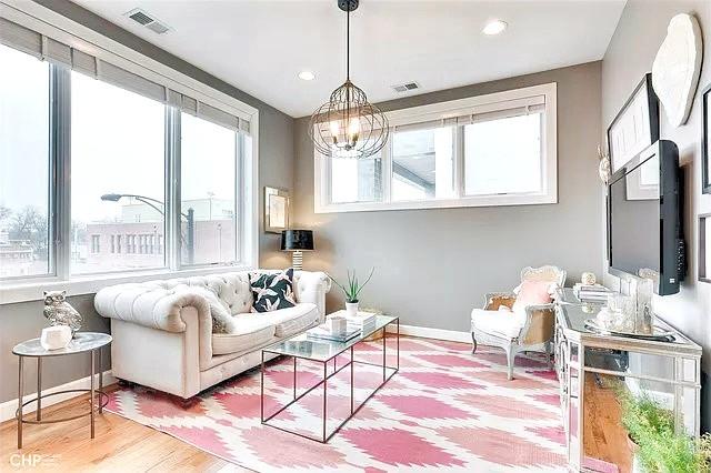 Chicago Penthouse Design
