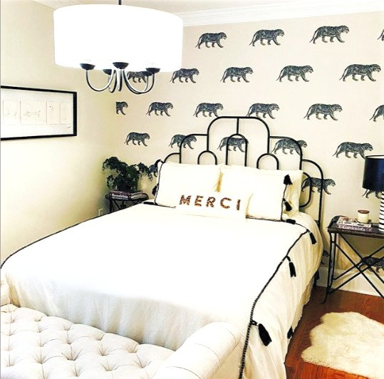 Charming Guest Room Design
