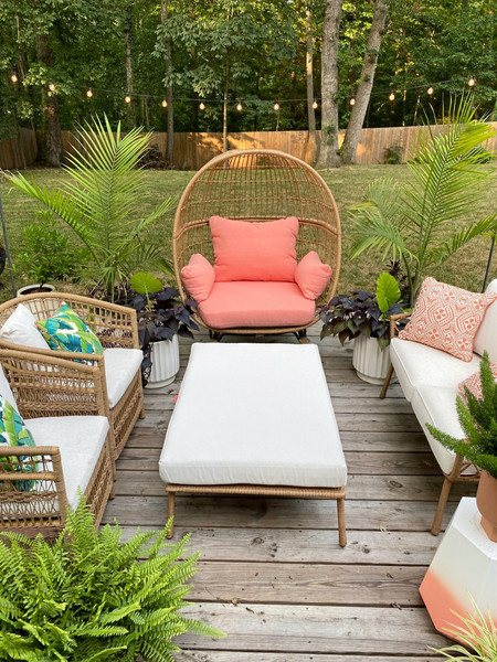 outdoor rooms are our favorite