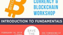 Crypto & Blockchain: Intro to Fundamentals