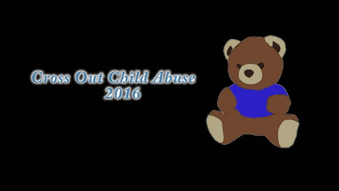 Cross Out Child Abuse Promo Video
