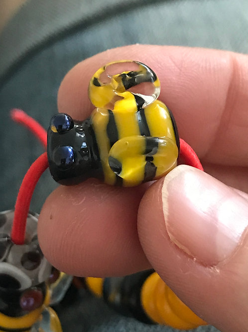 Glass Bead Bumble Bee
