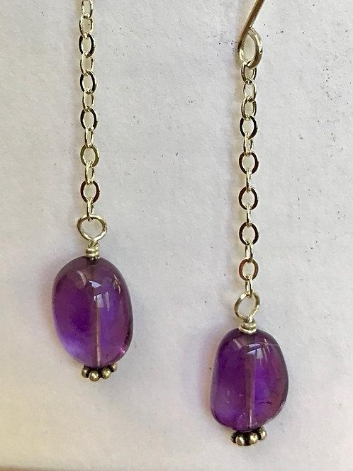 Silver sterling earrings