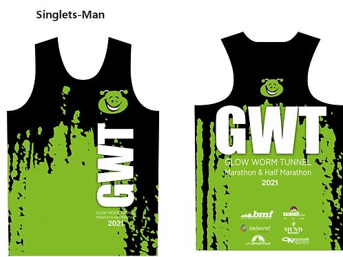 Singlet S/S Male GWTM 2021