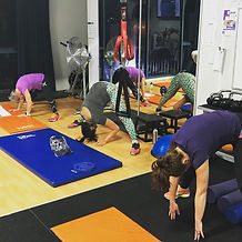 Stretch Class at BMF
