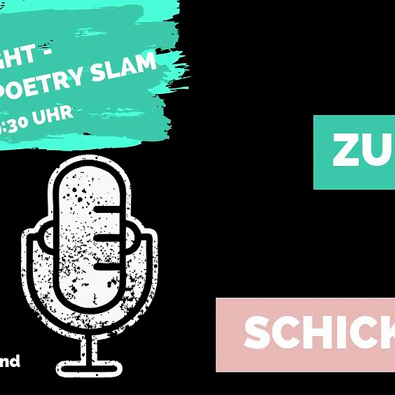 Charity Night - Rythm & Poetry Slam