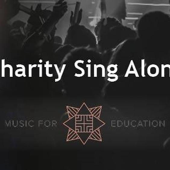 Charity Sing Along & Karaoke