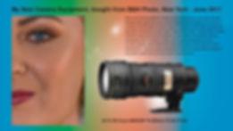 My New Equipment_Nikkor 70-200mm, f2.8 L